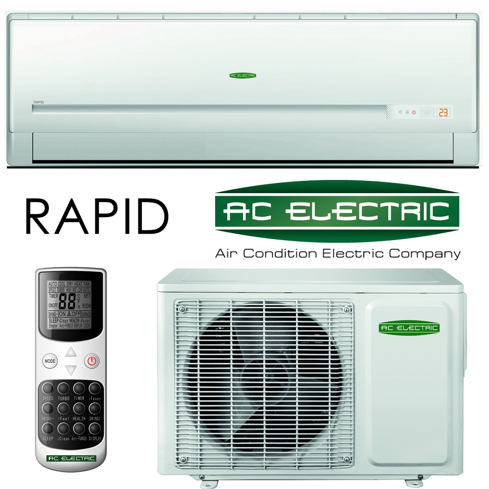 AC Electric ACER-18HJ/N1 Rapid